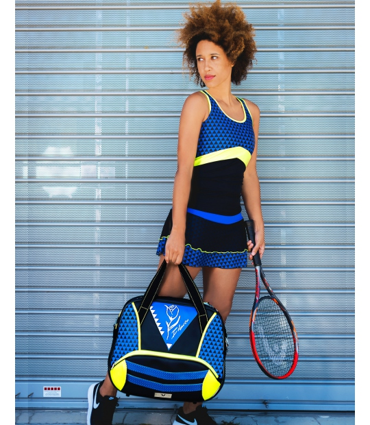 Women Tennis Bag Geometric Klein Bags Ce Idawen Woman