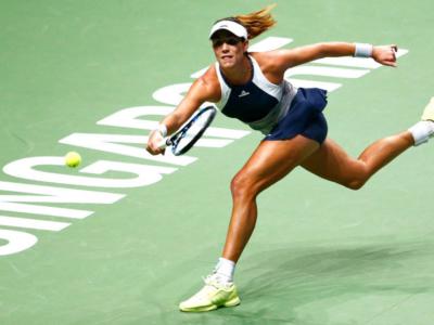 Jugadoras de tenis top a nivel nacional e internacional, portada