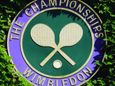 tenis wimbledon, portada