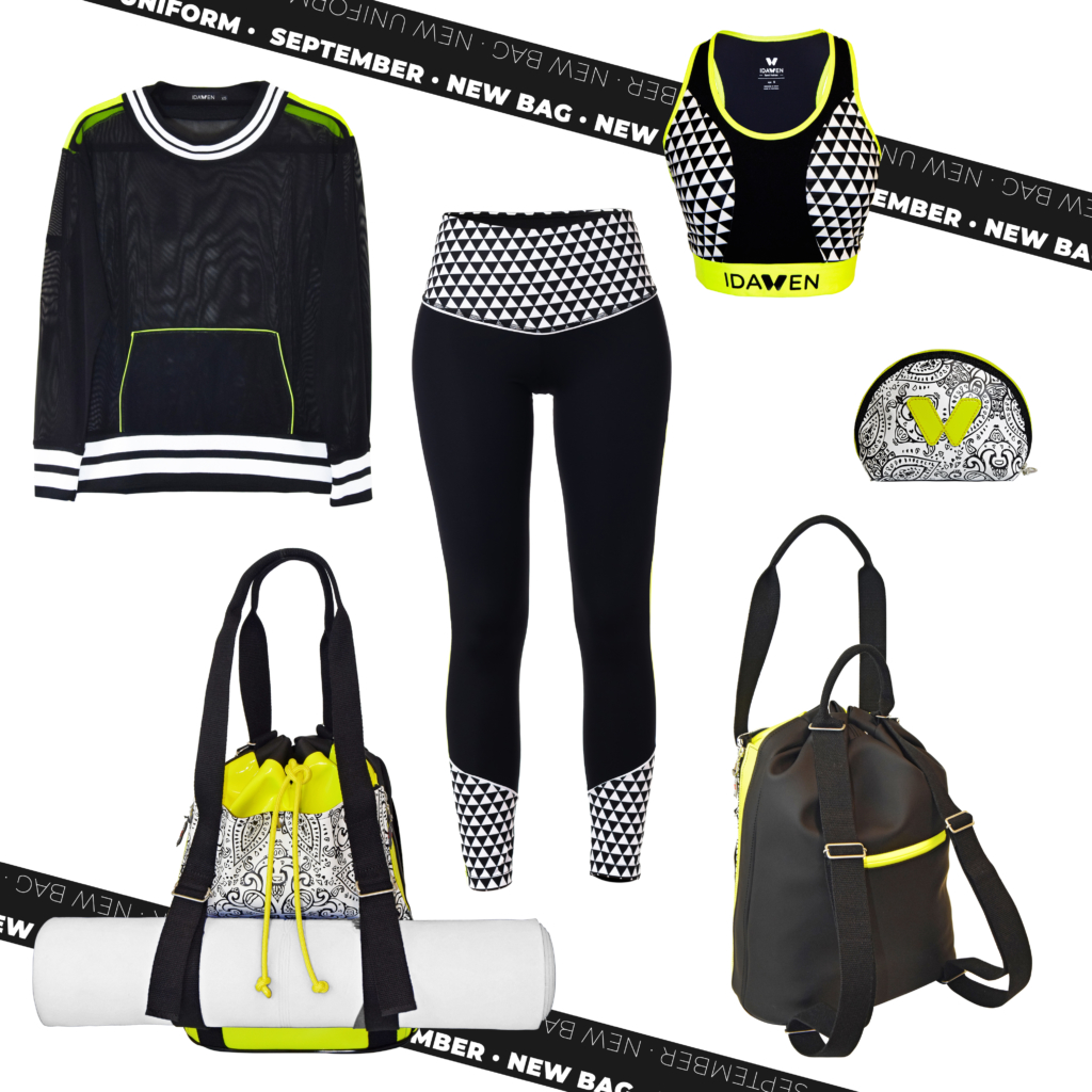 Mandala Outfit 1024x1024 ¡ Septiembre ! Bolso nuevo, uniforme nuevo.