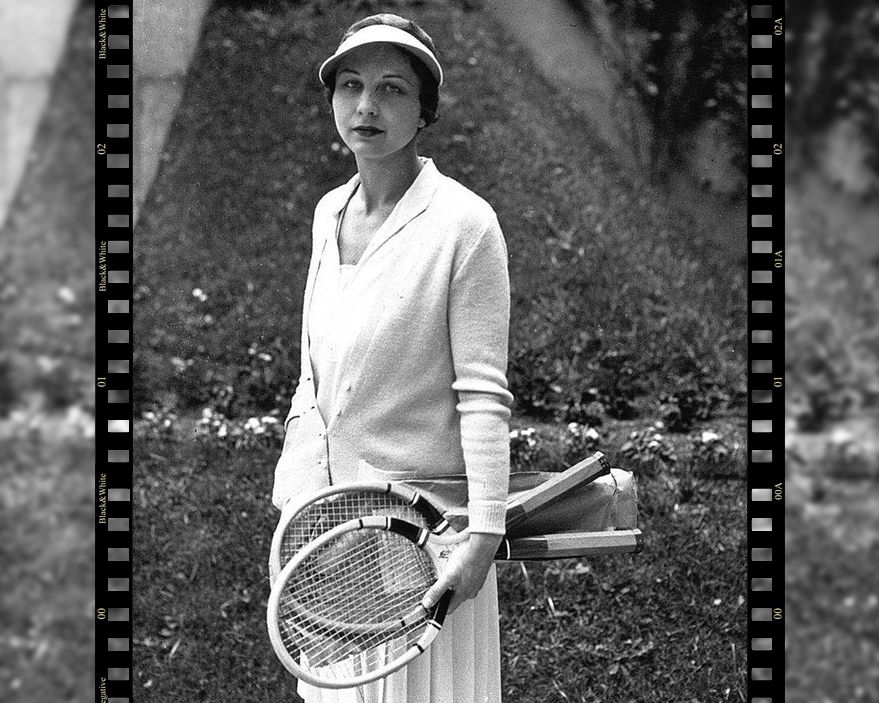 Historia raqueta de tenis