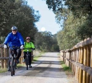 viasverdesffe 300x272 8 destinos para disfrutar del deporte en vacaciones