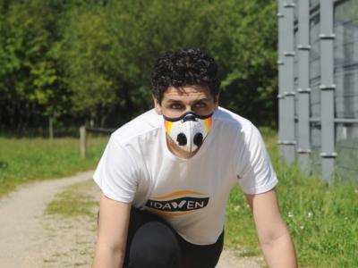 Máscara IDAWEN, ideal para protegerte del coronavirus en todas las situaciones.