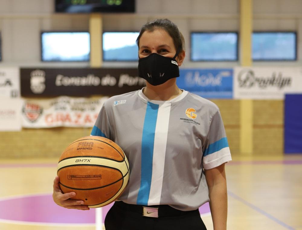 masara idawen arbitro La vuelta al deporte en pandemia, de forma segura, es posible