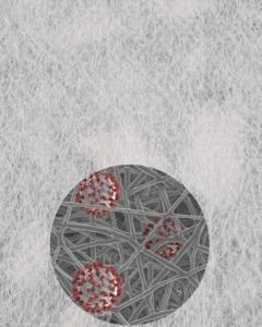 idawenmask20 nanofibras microscopio 1 240x300 ¿Por qué las mascarillas denanofibraste ofrecen una mayor protección frente al coronavirus?
