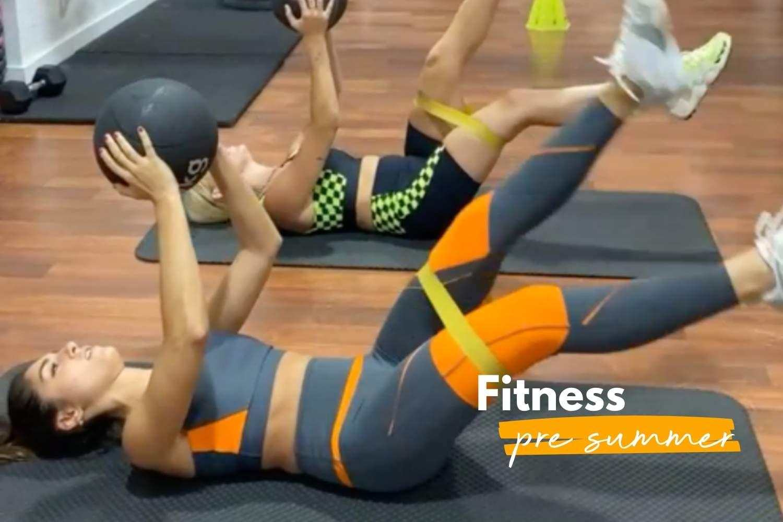 Fitness para deportistas que practican deporte con regularidad  Inicio