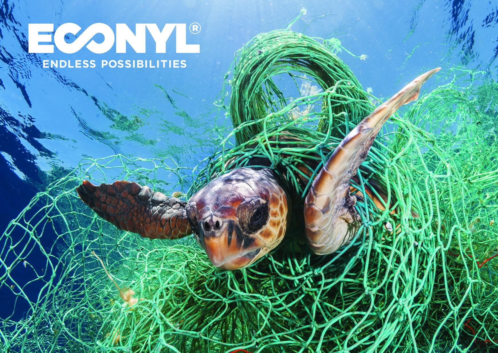 Idawen marca sostenible econyl