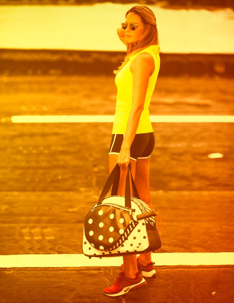 Acceso a los bolsos de deporte de IDAWEN para la mujer: paleteros, bolsas de gimnasio, bolsos de yoga, esterillas