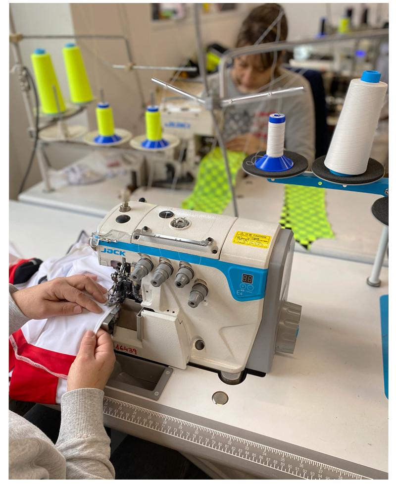 Idawen deporte fabricación etica y sostenible