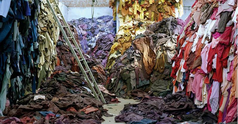 Industria textil contaminacion