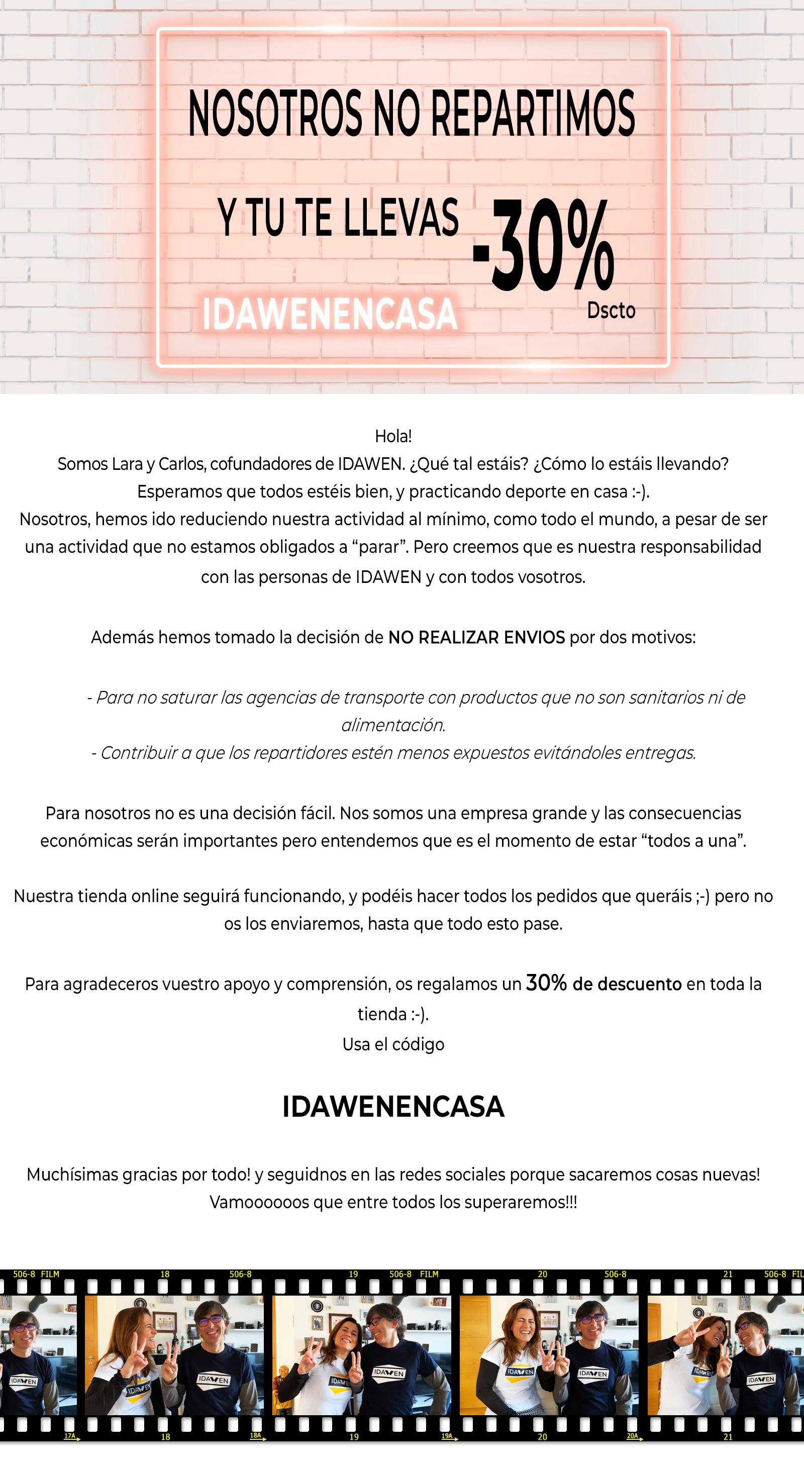 Promo IDAWENENCASA